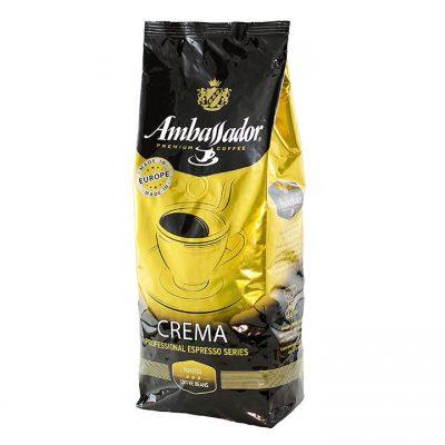 Ambassador Crema